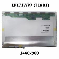 "LG Phlips LP171WP7 TLB1 Laptop 17.1"" Dual Lamp CCFL LCD Screen Panel A"