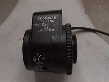 Cosmicar Pentax TV GX 12mm F1.4 Cmt lens f/ Sony APS-C m4/3 NIKON Canon Q-S1 Q10