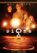 Signs 0786936197594 With Mel Gibson DVD Region 1