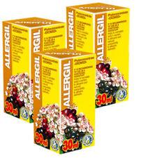 Allergil Herbal Treatment - Hay fever, Allergy, Dermatitis, Rhinitis PACK OF 3
