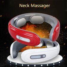 Neck Massager Intelligent Electric Pulse Cervical Spine Massager for neck pain