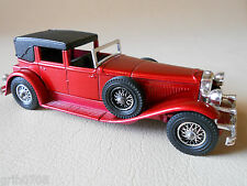Matchbox Lesney YESTERYEAR 1930 DUESENBERG TOWN CAR Y - 4