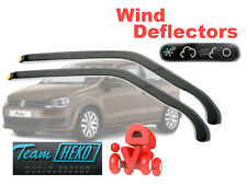 VW POLO  3.door  2009 -  Wind deflectors  2.pcs   HEKO  31179