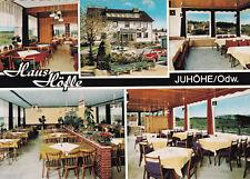 AK Juhöhe ngl. Haus Höfle Heppenheim Mörlenbach Bergstraße