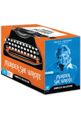 Murder She Wrote Series Season 1+2+3+4+5+6+7+8+9+10+11+12 DVD Box Set New R4