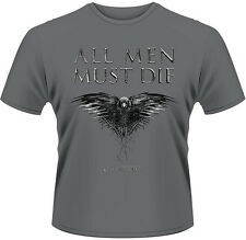 Game Of Thrones - All Men Must Die T-Shirt Homme / Man - Taille / Size S