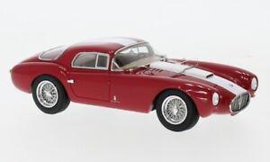 Maserati A6GCS, rot/weiss, 1:43, Neo