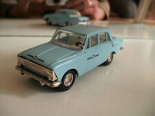 USSR / CCCP Moskvitch 408 Taxi in Blue
