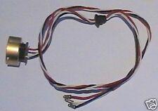 Pre focused Headlamp Bulb Plug + Loom British Pre focus 1950-60s