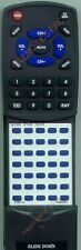 Replacement Remote for PANASONIC CT32G13C, CT27614A, CT27G13D