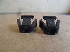 1982 82 CHEVROLET CHEVY PICKUP TRUCK HEADLIGHT ADJUSTER SCREW CLIPS BLACK 362379