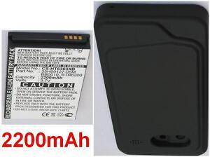 Coque + Batterie 2200mAh Pour Google G8, HTC Incredible