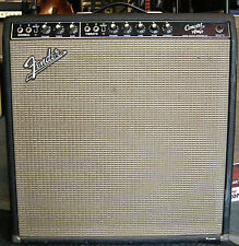 1964 Fender Concert-Amp 410 2-Channel 40-Watt Electric Guitar Combo Amplifier