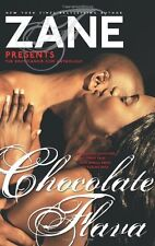 Chocolate Flava: The Eroticanoir.com Anthology by Zane