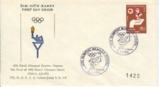 Turkey Olympische Spiele Olympic Games 1972 Torchrelay cancel Ipsala