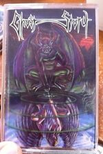 "GHOST STORY ""The Image And The Reality"" demo cassette tape '90 THRASH METAL"