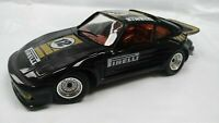 Revell 1:24 Porsche Gemballa Avalanche 1990 Black Sport Car Diecast Model Toy