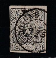FRANCOBOLLI - 1866/67 BELGIO LEOPOLDO Z/9385