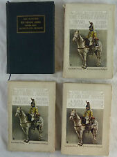 Carl Bleibtreu, Die große Armee. Band 1-4. 1906-1909. // Napoleon Kriege