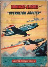 OPERACION JUPITER - DOMINGOS ALEGRES - NUMERO EXTRAODINARIO