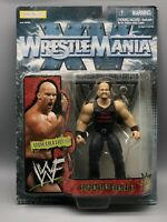 WWE Jakks Wrestlemania XV Stone Cold Steve Austin Superstar Series 7 WWF Figure