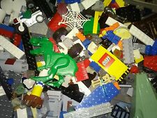 2 Pounds of Legos Bulk Lot Brick Parts Pieces 100% Lego Star Wars, City, Vintage