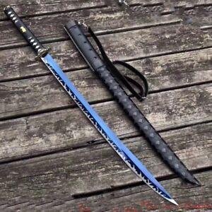 Bloodlust Sword Hand Forged Steel Blade Hand Polishing Sharp Battle ready #1824