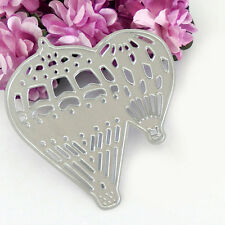 Hot Air Balloon metal Die cutting For DIY Scrapbook etched Photo Diary Cards NEW