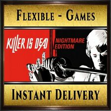 Killer is Dead - Nightmare Edition - Steam CD-Key Digital [USA] Fast Delivery