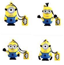 USB Stick Genie für Kids 8-16GB Tribe Minions Lizenzmodelle
