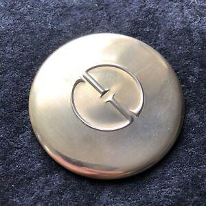 Authenitc GUCCI Compact Mirror Guccissima Pocket Rare