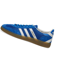 ADIDAS MENS Shoes Handball Spezial - Blue, Off White & Gold - EE5728