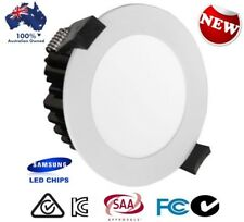 12W SAMSUNG FROSTED WHITE DIMMABLE LED DOWN LIGHT DOWNLIGHTS COOL WHITE