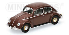"VW Beetle 1200 ""Brown"" 1953 (Minichamps 1:43 / 430 052106)"