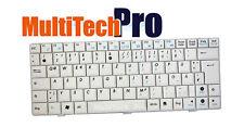 Original ASUS de teclado eeepc 1000 1000h blanco-nuevo