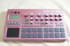 Korg Electribe Sampler RD ELECTRIBE2S-RD Metallic Red USED Operation Confirmed