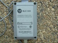 SLC 500 RS-232 to RS-485 Interface Converter Allen Bradley 1747-PIC