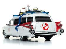 """1959 Cadillac Ambulance Ecto-1 From """"Ghostbusters 1"""" Movie 1/18 Diecast Model..."""
