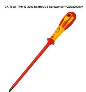 CK Tools T49143-2200 DextroVDE Screwdriver PZD2x200mm