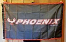New listing Phoenix Bass Boats Flag Banner Sign 3' X 5' Pro Shops Reel Life Pro Shop