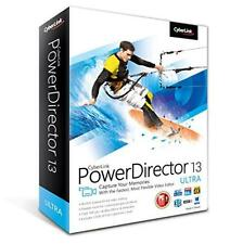 CyberLink Video Editing Software DVDs