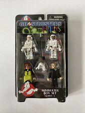 Ghostbusters Minimates Box Set Series 3