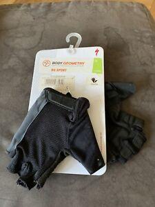 Specialized BG Sport Gloves, SPORT, Brand New Tags, MTB Body Geometry