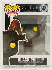 (MA4) The Witch Black Phillip Funko Pop! Movies #612