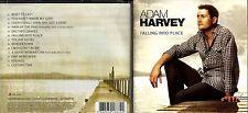 Adam Harvey cd album - Falling Into Place