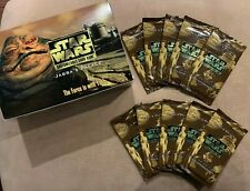 Star Wars CCG Jabba's Palace Limited Edition Booster (10 Packs) Factory Sealed