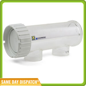 Zodiac Clearwater C Series Chlorinator Cell Housing with Blank End Cap - Genuine