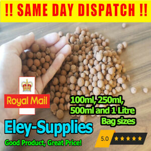 PREMIUM Clay Pebbles *10-15mm* Lightweight Hydroponics Growing Aggregate Cacti