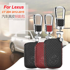 Smart Key Keyless Remote Entry Fob Case Cover Key Chain For Lexus CT200H 12-2015