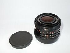 Excellent German Zeiss Flektogon auto 2.4/35 MC wide angle with M42 screw + cap